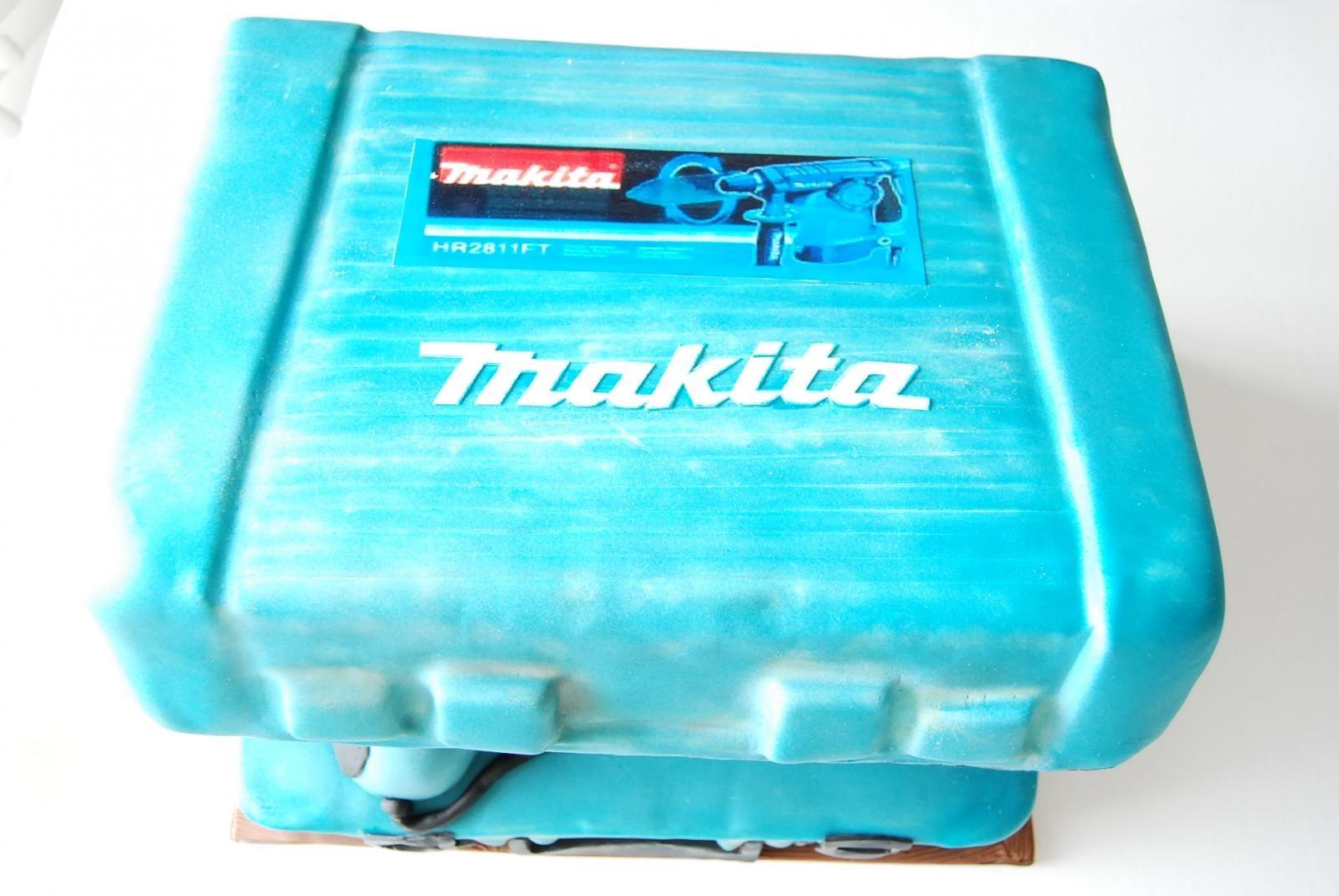 makita drill cakes