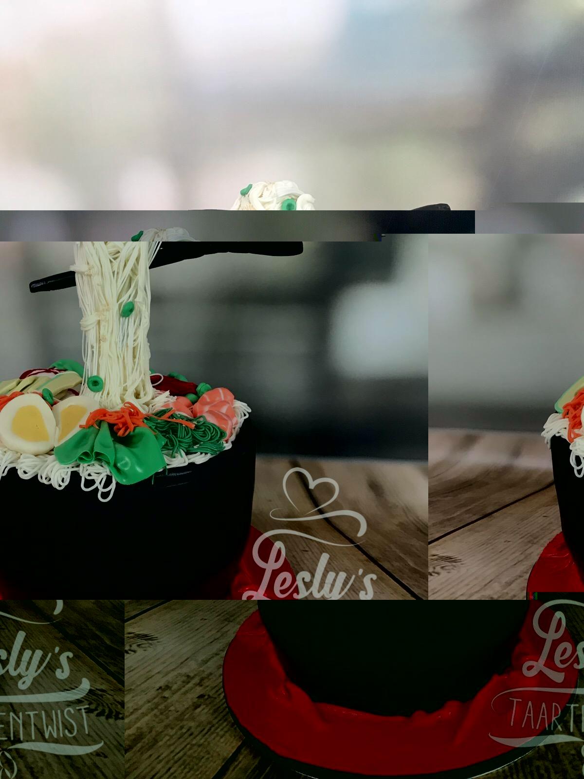 pokebowl cake