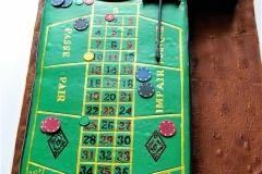 casino cake casino taart