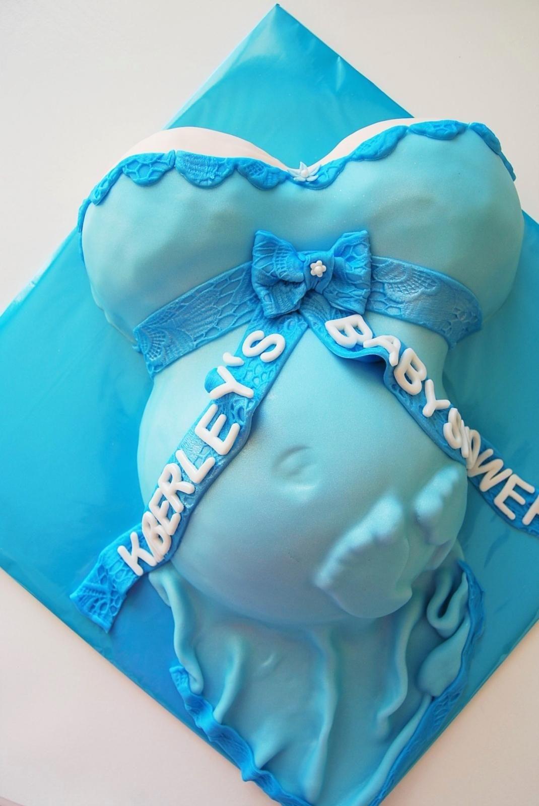 babybelly cake