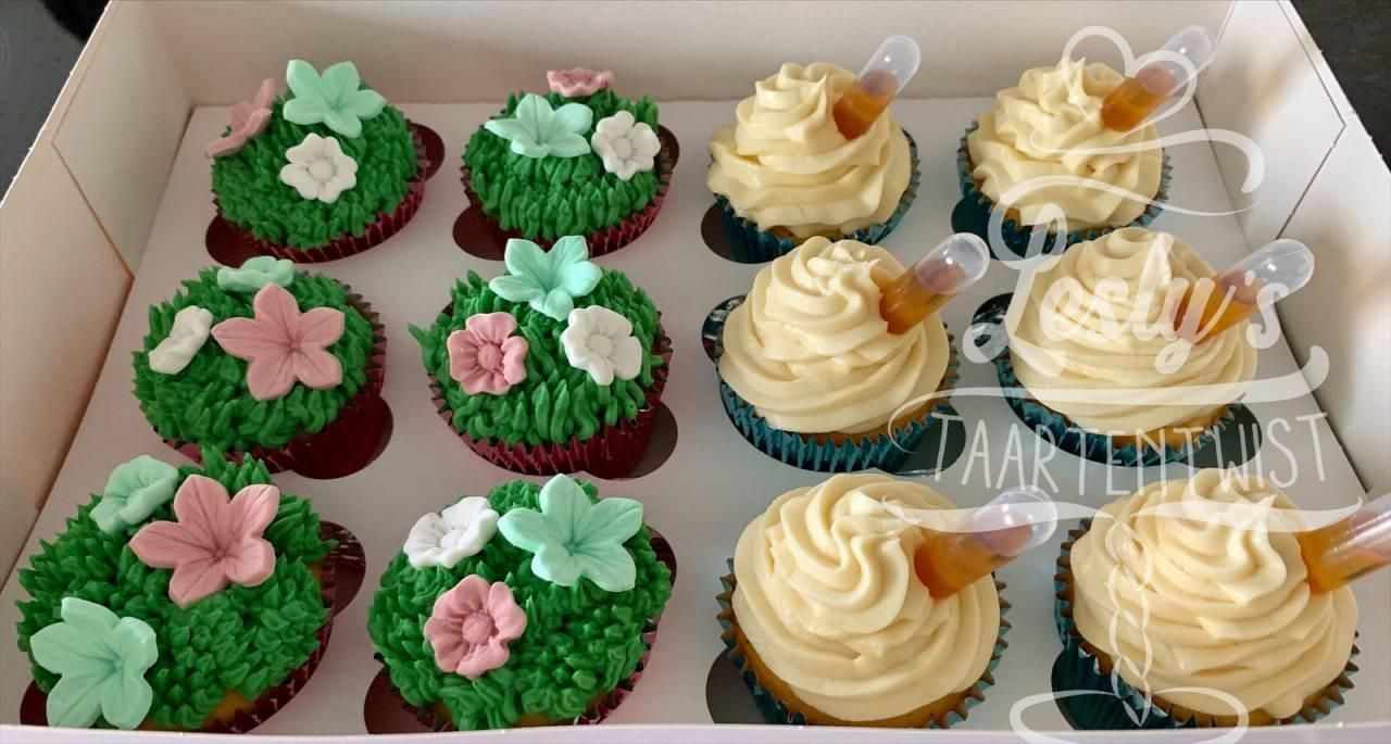 alcohol-cupcakes