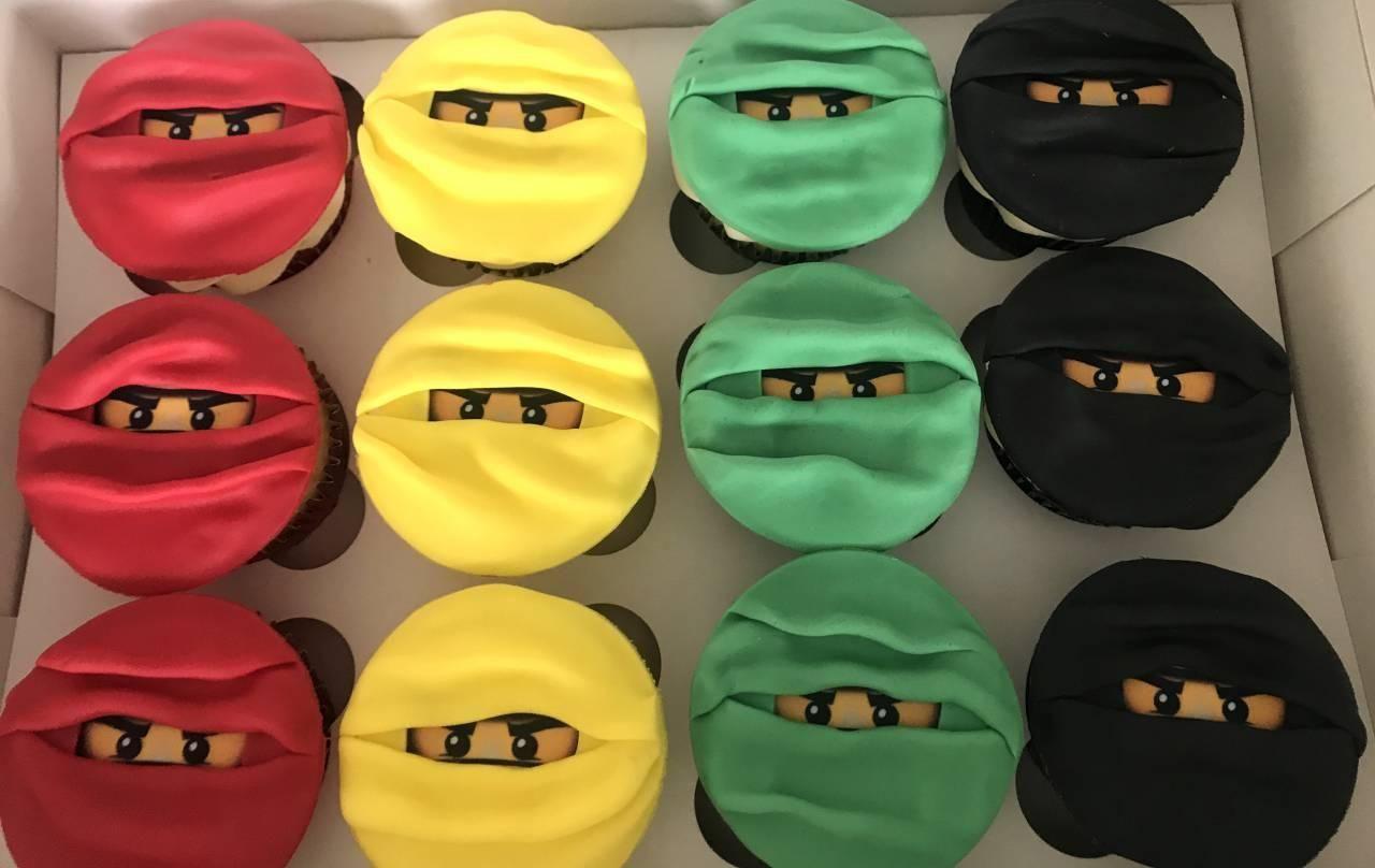 ninjago-cupcakes