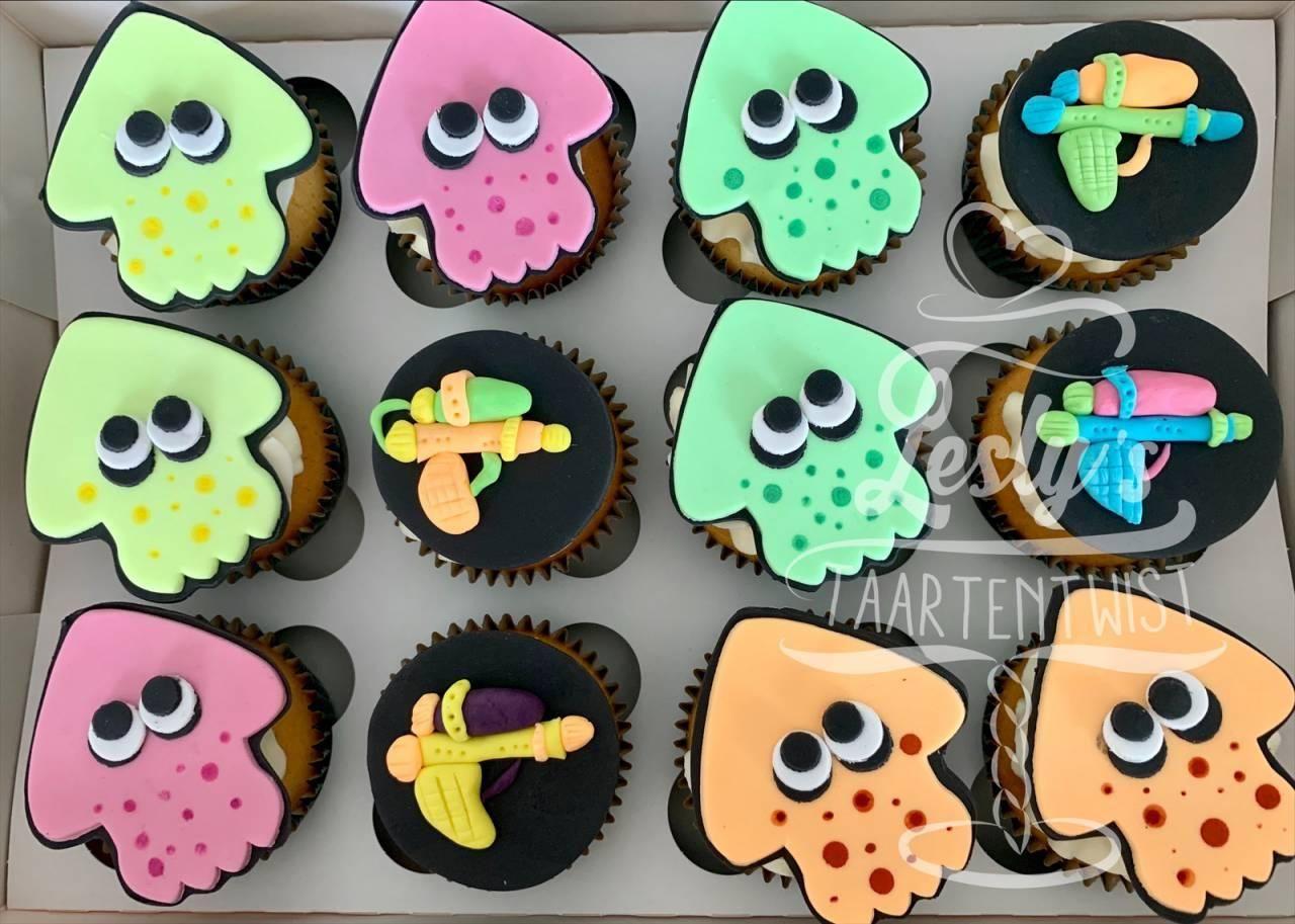 splatoon-cupcakes