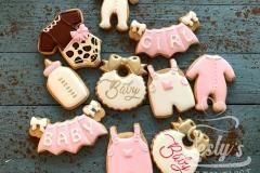 baby cookies girl