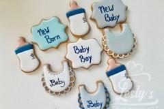 baby jongen koekjes