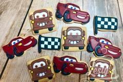 cars cookies cars koekjes
