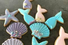 mermaid-cookies
