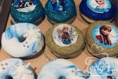 frozen donuts