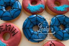 spiderman-donuts