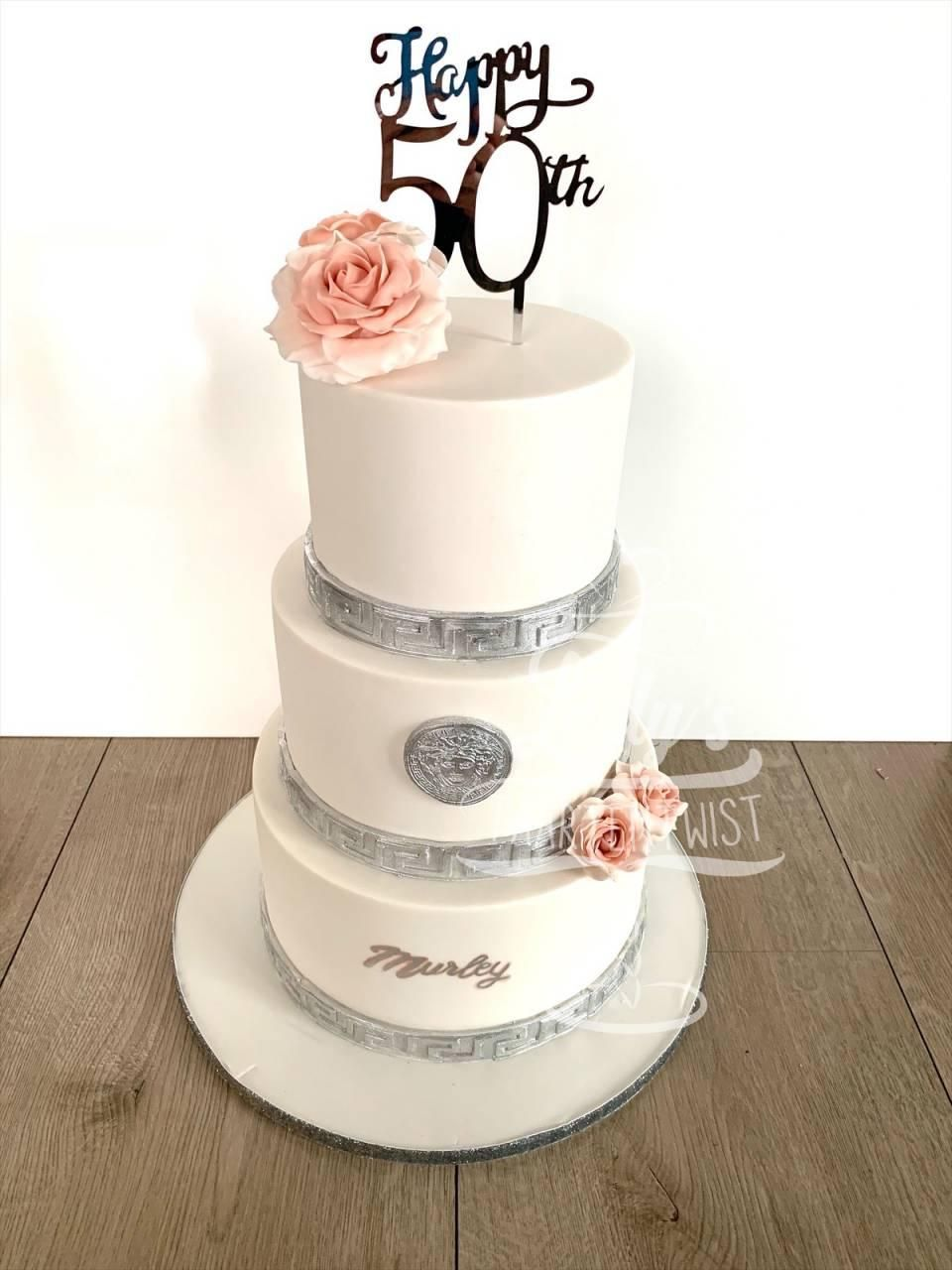 special-white-and-silver-cakes