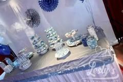 baby shower boy sweet table