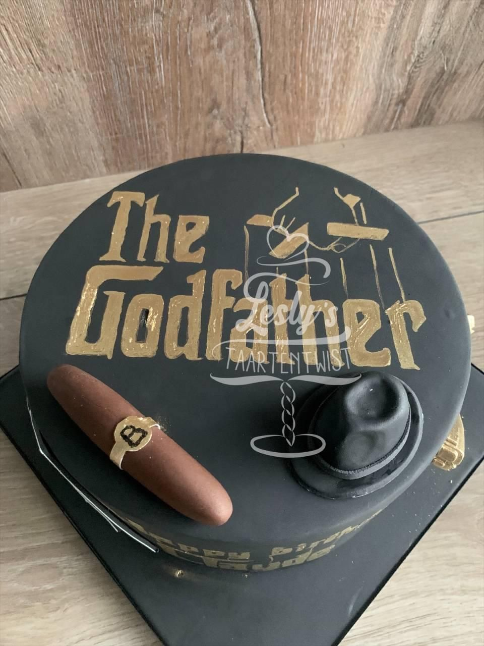 godfather-cake