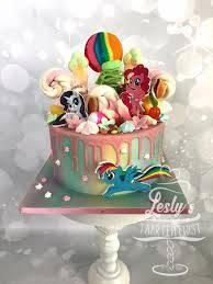 my little pony cake my little pony taart