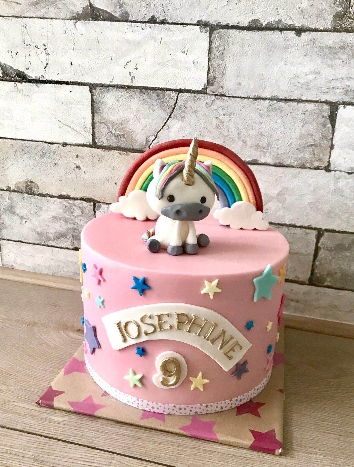 unicorn star cake (2)